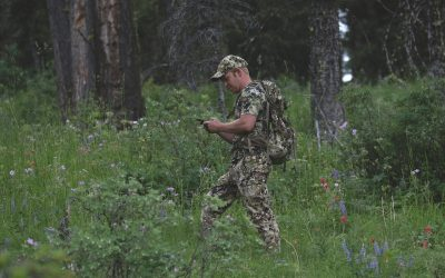 The Importance of Pre-Hunt Scouting