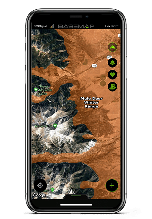 hunting-range-maps-species-hunt-basemap-gps-mapping-app