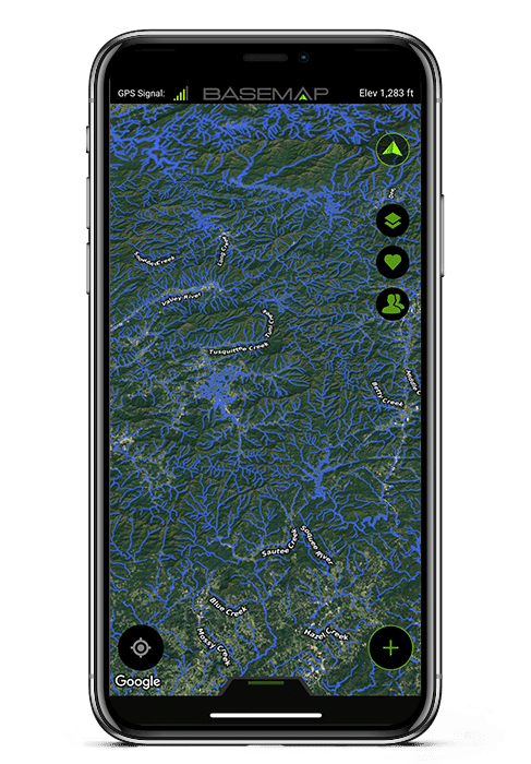 rivers-lakes-layers-fishing-fish-angler-water-basemap-gps-mapping-app-iphone-x