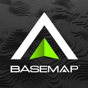 BaseMap Logo Decal