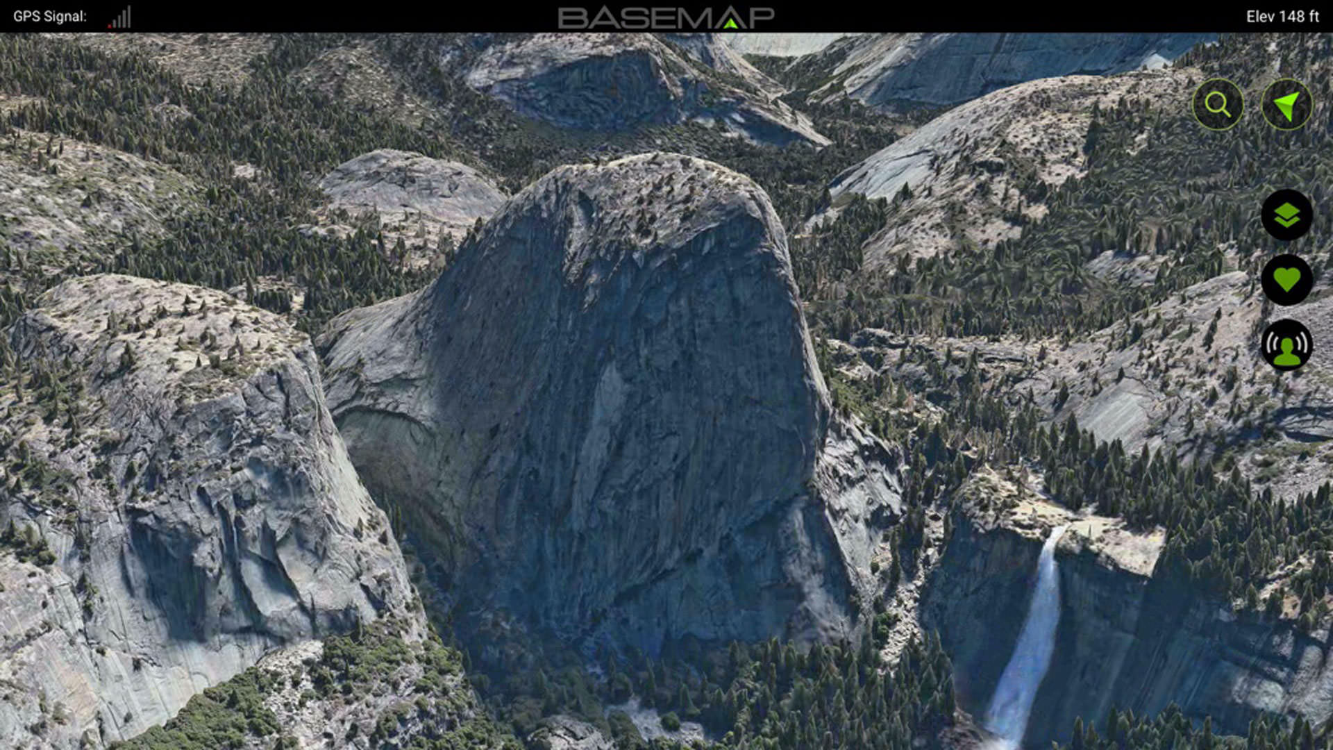 BaseMap 3D Earth for iOS. As close to boots on the ground as you can get.