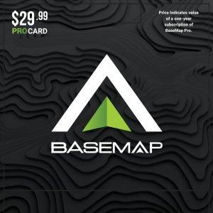 BaseMap Pro Gift Card