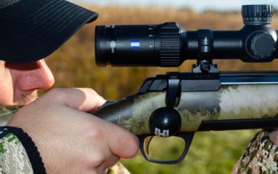 ZEISS V4 Rifle Scope Review