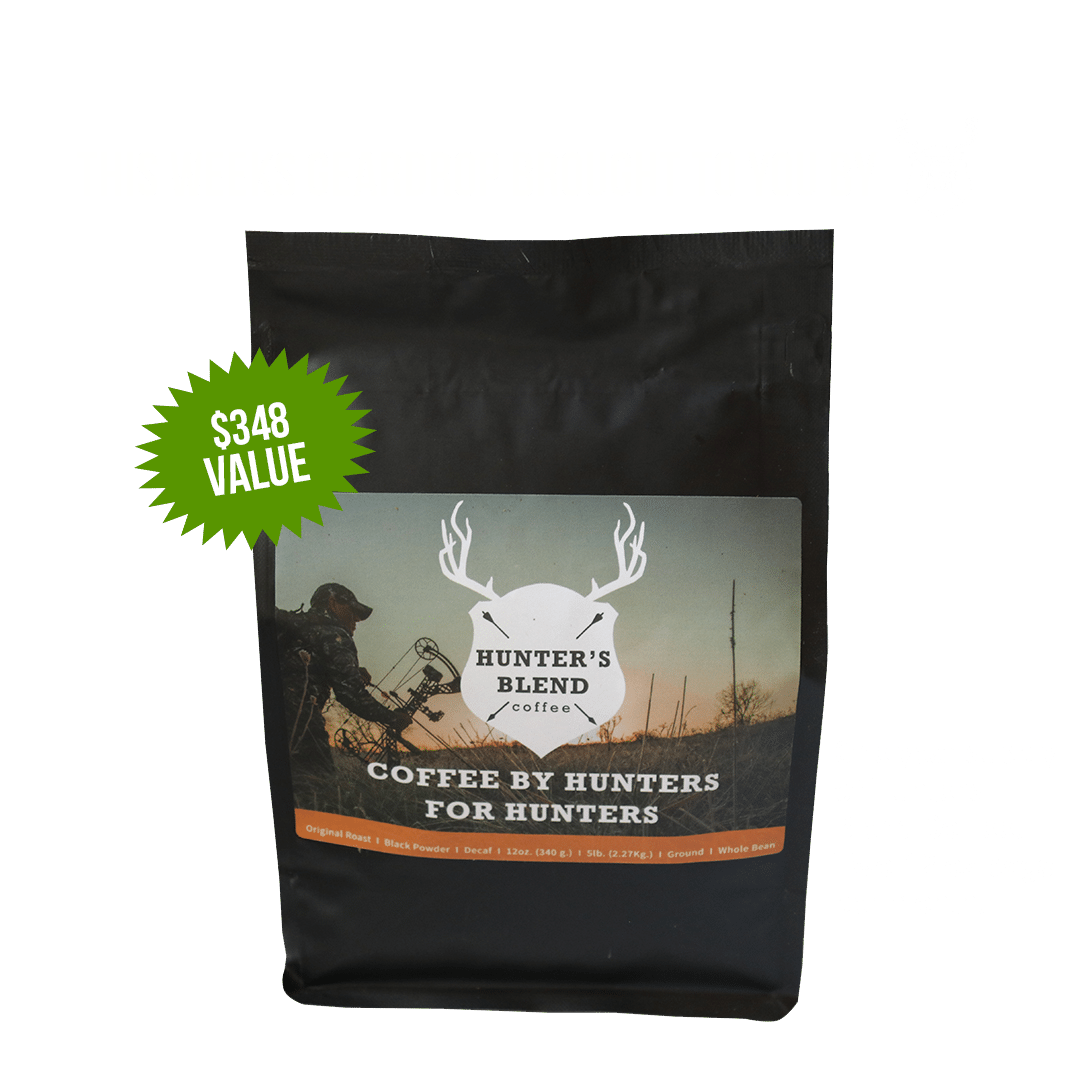 Hunters Blend Coffee