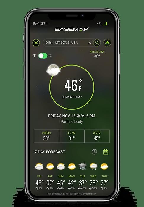 forecast-basemap-app