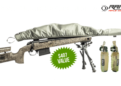 Rapid Rifle Cover and $300 Bass Pro Gift Card – 1 January 2020