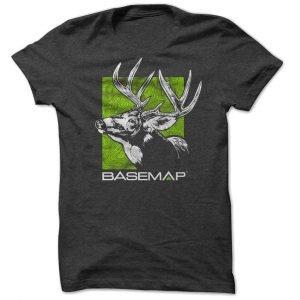 BaseMap Deer Tee