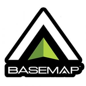 BaseMap Embroidered Patch