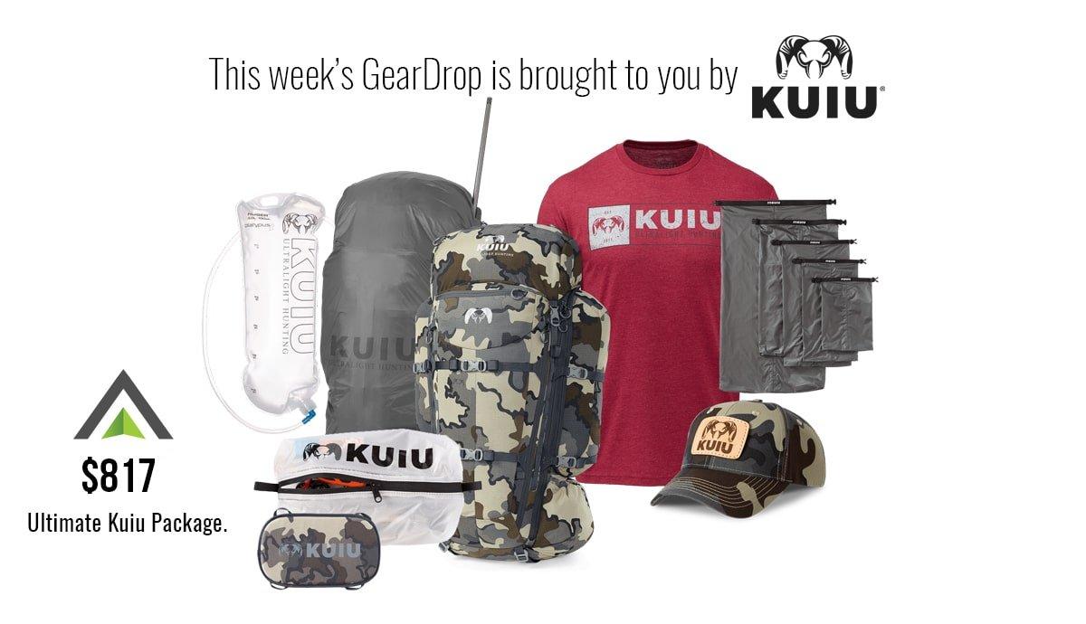 KUIU GearDrop 2