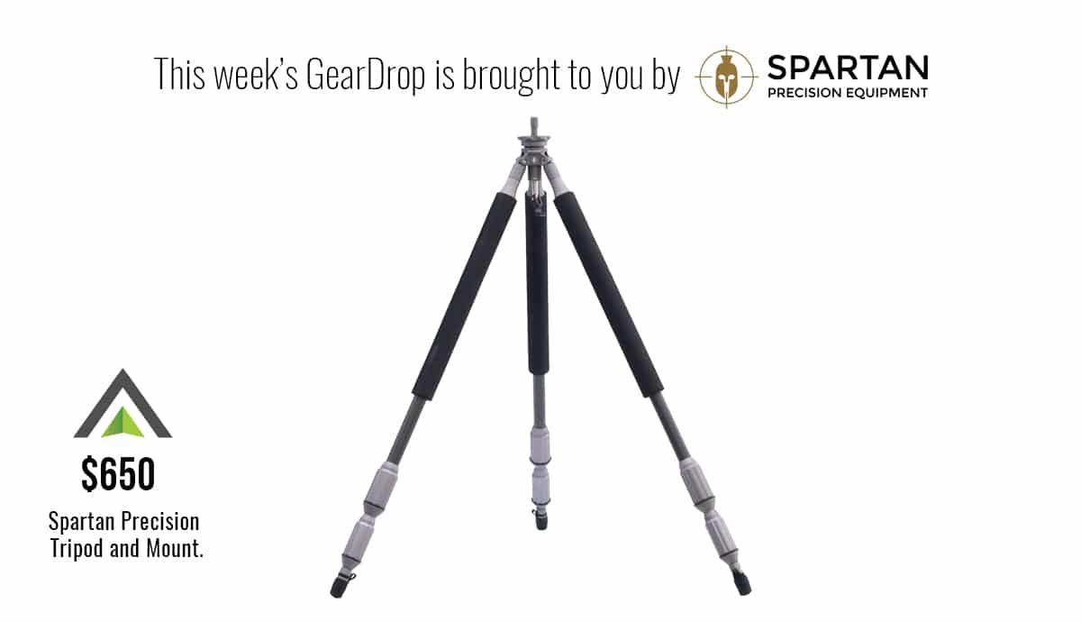 Spartan Precision BaseMap GearDrop