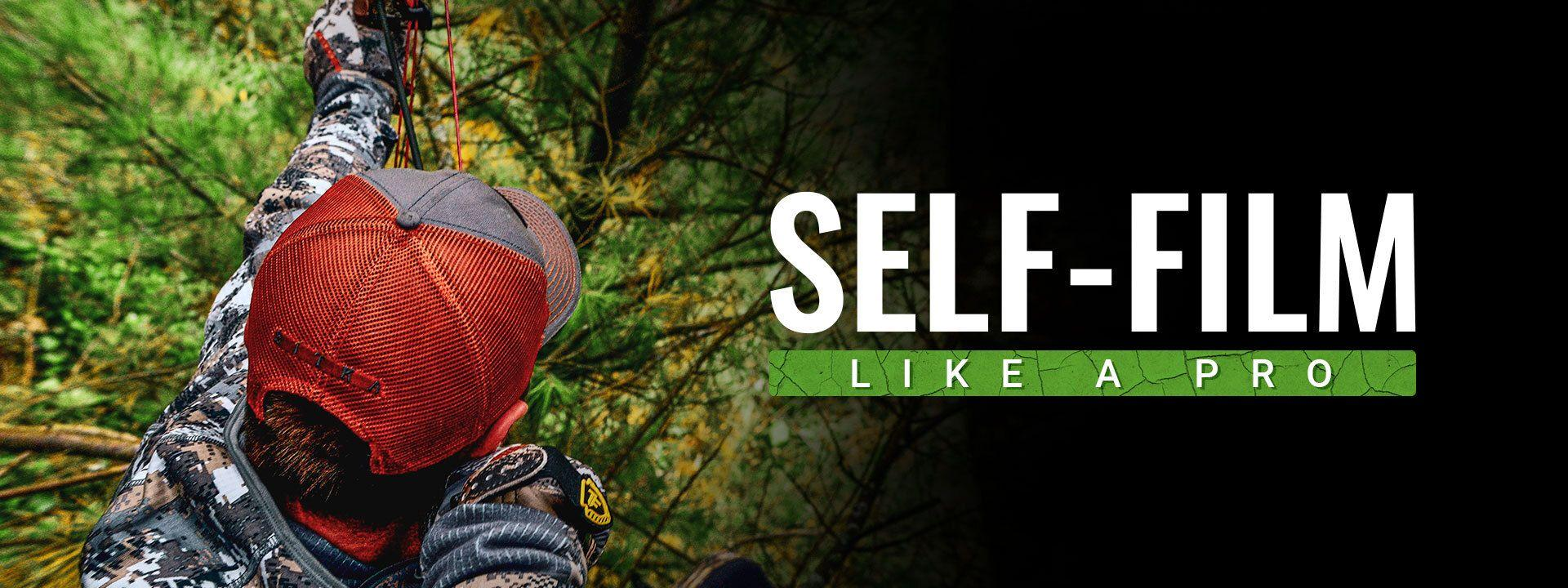 Tips For Self-Filming From Your Tree Stand