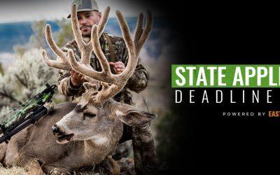 Application Deadline/Draw Dates Broken Down By State