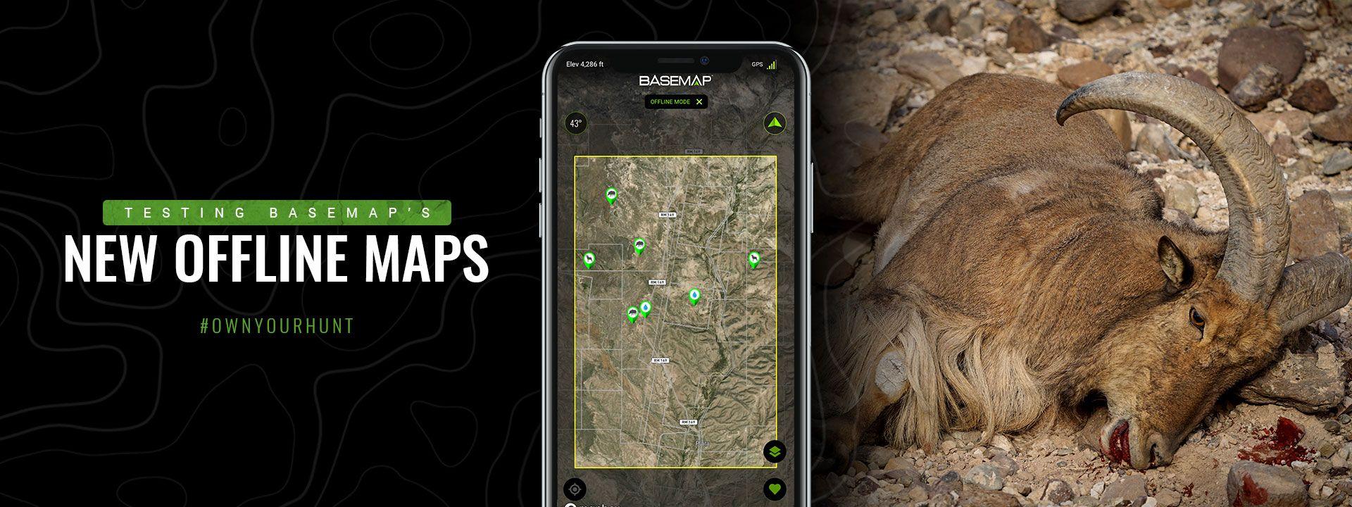 Field-Testing BaseMap's New High-Speed Offline Maps